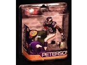 McFarlane Toys NFL Sports Picks Series 26 Action Figure Adrian Peterson (Minnesota Vikings) Retro Purple Jersey Bronze Collector Level Chase 9SIAE7U6208558
