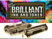 Brilliant CE270A-BRL Black Toner Cartridge 13.5K Yield for HP