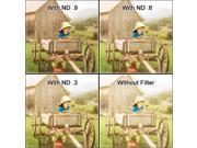 "Kodak 3 x 3"""" Neutral Density (ND) 0.8 Optical Gelatin Wratten 2 Filter"" 9SIAFCN6SD5040"