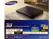 Samsung J5900RF Wi-Fi Multi System Region Free Blu-Ray Disc DVD Player 9SIAE7U6EM0225