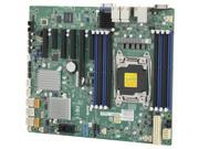 Supermicro X10SRH-CLN4F Motherboard with Intel C612 Chipset