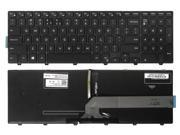 New US Black Backlit Keyboard For Dell Inspiron 15 3000 3541 3542 3543 3552 3553 3558 3559 / 15 5000 5542 5543 5545 5547 5548 5552 5557 5558 5559 / 17 5000 5748