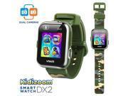 VTech Kidizoom Smartwatch DX2 ,Camouflage
