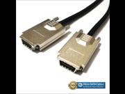 Mini SAS SFF-8470 CX4 Infiniband to 8470 CX4 Screw Type -1 Meter