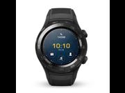 Huawei Watch 2 Sport IP68 4GB Smartwatch - Carbon Black