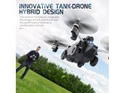 JJRC H40 UAV 2.4G 4CH 6 Axis RC Drone With WIFI Camera Air and Ground Mode Headless Mode One Key return and Land RC Tank Quadcopter