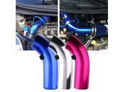 Universal Car Automobile Racing Air Intake Alumimum Pipe Power Flow Kit 9SIAEU96PY2732