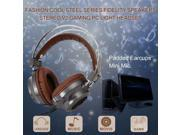 Fashion Cool Steel Series Fidelity Speakers Stereo V2 Gaming PC Light Headset 9SIAEVE6NU7308