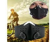 Anti Dust Motorcycle Bicycle Cycling Racing Bike Ski Half Face Mask Filter 9SIAEVE6NU7812