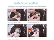 H8/H9/H11 LED COB Headlight Bulb 110W 12000LM 6000K Super Bright High Power 9SIAEU96TX7576
