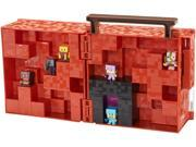 Minecraft Mini-Figure Nether Collector Case Accessory 9SIA24G6NU6841