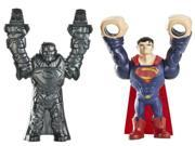 Superman: Man Of Steel Quickshots Ultrahero Superman Figure