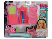 Barbie® D.I.Y. Fashion Design Plates 9SIAEUT6JA3704