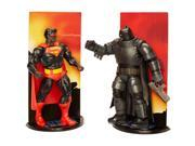 DC Comics Multiverse Batman The Dark Knight Returns Batman & Superman 2-Pack Figures 9SIAEUT6NZ8561