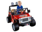 Fisher-Price Power Wheels Jeep Wrangler