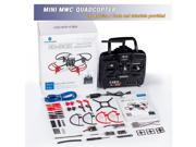 SunFounder RC Drone Quadcopter Kit 6 Axis Multiwii Flight Controller 6D_BOX for Arduino DIY Starter MWC With 2.4GHz RC Detail Ma