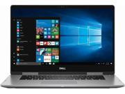 """Dell Inspiron 15.6"""" Touch-Screen Laptop Intel Core i7 16GB Memory AMD Radeon 530 2TB Hard Drive Platinum Silver BBY-137DXFX"""