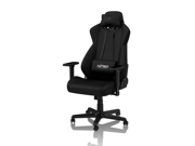 Nitro Concepts S300 Stealth Black Ergonomic Office Gaming Chair