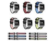 Colorful Soft Silicone Wrist Sport Watch Strap Bracelet Band Replacement For Fitbit Ionic