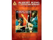 Hal Leonard Albert King With Stevie Ray Vaughan - In Session Guitar Tab Songbook 9SIAF4V6MK7163
