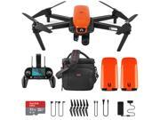 Autel Robotics EVO Foldable Drone Camera 60FPS 1080P 4K Camera Live Video with Wide-Angle Lens 30 Minutes Flying Time and Three-Way Obstacle Avoidance Mini Quad