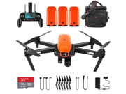 Autel Robotics EVO Quadcopter +2 Extra Battery Combo +Case