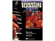 Hal Leonard Essential Elements For Strings Piano Accompaniment (Book 2)