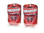 Hearos Rock n' Roll Ear Filters 2-Pack 9SIAF6X6M02844