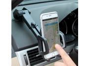 Bakeey 2 in 1 Multifunctional Phone Stand Suction Cup Car Air Vent Holder Bracket for under 6 inches Phone 9SIAF737BV1760