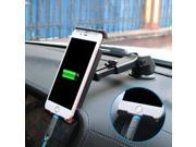 Bakeey Multifunctional Phone Stand Suction Cup Car Dashboard Holder Bracket for Smartphone iPad GPS 9SIAF737BU9322