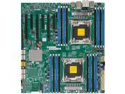 Supermicro Extended ATX DDR4 LGA 2011 Motherboard X10DAC-O