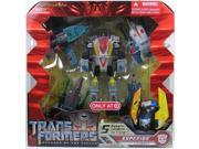 Transformers 2: Revenge of the Fallen Exclusive 5-Figure Combiner Set Superion 9SIAD2459Y1446
