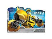 Transformers Postcard Thank You Cards (8 Pack) 9SIA2K34TG3463