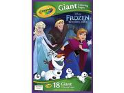 Crayola Frozen Giant Coloring Pages 9SIAD247AY4305