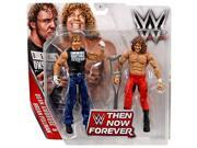 WWE, Basic Series, 2016 Then Now Forever, Dean Ambrose and Brian Pillman Action Figures 9SIAD247AZ4227