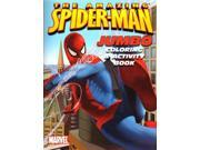 The Amazing Spider-Man Jumbo Coloring  Activity Book (Assorted Coverart) 9SIAD247AY6755
