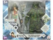 Underground Toys Doctor Who Seeds of Doom Action Figure Collectors Set, 5 9SIAD247AY3979