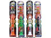 Firefly Toothbrush Star Wars Ready 1-Min Timer (Asst Figure) (2 Pack)