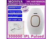 Portable Charging Device Laser Epilator Permanent Light Technology 300000 IPL Pulsed Total Body Bikini Leg Laser Hair Removal 9SIAFS973Z4820