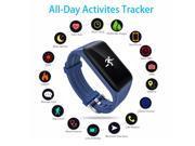 Fashionable Smart Bracelet Bluetooth Smart Watch Waterproof K1 Smartwatch Lightweight Heart Rate Wrist Watch