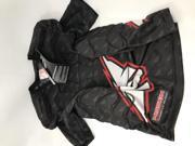 New Mission Thorax Flow Hockey Padded Shirt JR XS Black/Red