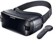 Samsung Gear VR (2017 Edition) with Controller Virtual Reality Headset SM-R324 for Galaxy S8, S8+, S7, S7 edge, Note5, S6 edge+, S6, S6 edge (International Vers