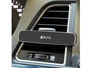 Bestrix Air Vent Magnetic Cell Phone Car Mount Holder, Super Strong Magnet, Elegant & Luxury design for iPhone X,8/7/6/6s Plus, Samsung Galaxy S6/S7/S8 Plus & a