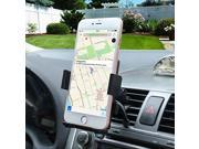 Car Mount, Gright Univeral Cell Phone Car Phone Mount Holder Cradle for iPhone 7/6S/6/5S/7 Plus, Samsung Galaxy S8 S7 Edge S6 S5 Note 5/4,Nexus,HTC,LG,Sony More