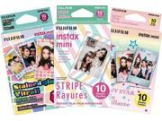 Fujifilm - instax Party Value Film Pack (60 Sheets)