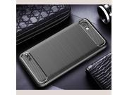 "For LG Q6 Case For LG Q6 Back Cover Luxury Carbon Fiber Silicone Phone Cases For LG Q6 Case Cover For LG Q6 Alpha Q6A M700 5.5"""""" 9SIAFZ46ZV4577"