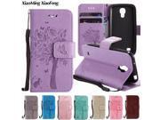 Wallet Flip Case For Coque Samsung Galaxy S4 Mini Case Cover Samsung S4 Mini i9190 Case For Samsung Galaxy S4 Mini Cover Case 9SIAFZ46ZV3538