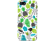 DailyObjects Blue Pineapple Case For iPhone 5/5S 9SIAFZG72T1873
