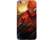 DailyObjects Spiderman vs Venom Case For iPhone 6 Plus 9SIAFZG72S9054