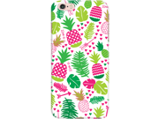 DailyObjects Hot Pink Pineapple Case For iPhone 6S Plus 9SIAFZG72T2003
